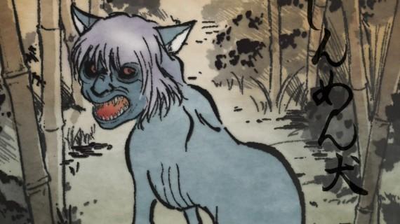 La extraña leyenda Japonesa del Jinmenken – El perro con cara humana