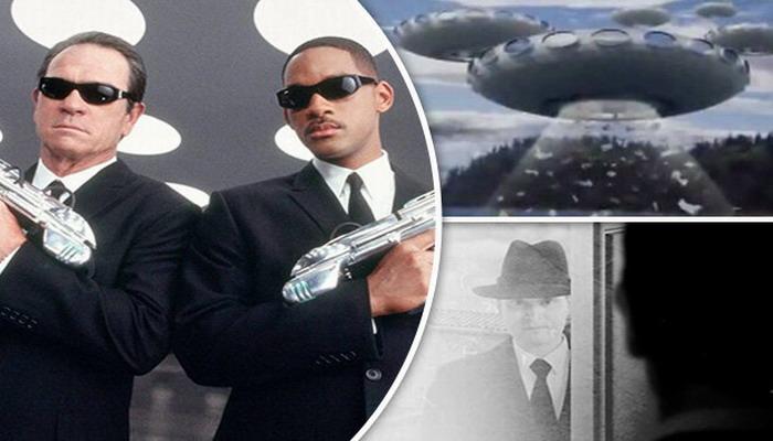 Los Hombres de Negro, los extraños silenciadores de los testigos OVNI