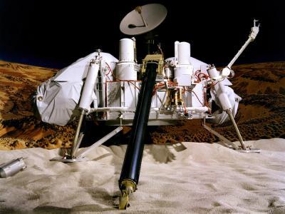 ¿Encontraron las sondas Viking vida en Marte?