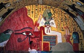 Descifran mensajes de los dioses en jeroglíficos antiguos