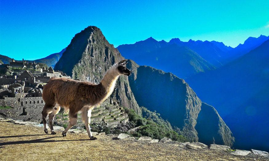 Leyendas sobre la creación de Machu Picchu