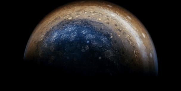 4 Imágenes de Júpiter que te dejarán con la boca abierta..