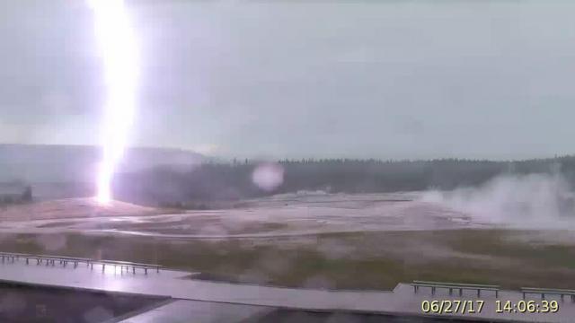 ¿Puede que el supervolcán Yellowstone este cerca de su erupción?