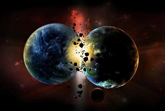 Giro inesperado: Los científicos revelan que la Tierra está compuesta de dos planetas