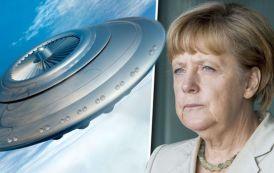 Ángela Merkel es Obligada a Liberar Archivos Ultra Secretos OVNI que el Gobierno Alemán Mantenía Ocultos