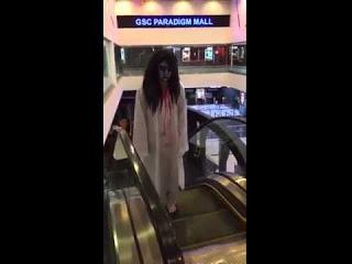 Leyendas de Fantasmas en centros comerciales.