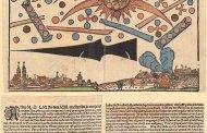 ¿ Hubo una batalla entre Extraterrestres en el año 1.566 ?