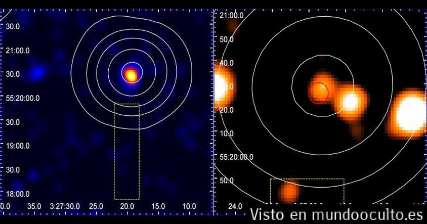 Astrónomos desconcertados por misteriosas fuentes de radio provenientes del espacio