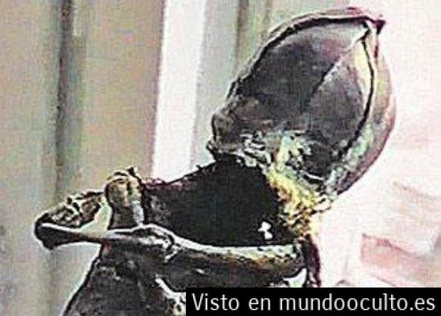 el video oculto del extraterrestre de kyshtym 1 - El Video Oculto del Extraterrestre de Kyshtym