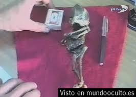 El Video Oculto del Extraterrestre de Kyshtym
