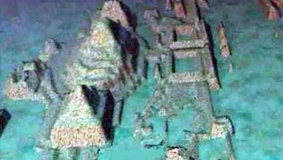 Historiadores y arqueólogos ignoraron la ciudad hundida de Atlantis porque esta fuera de tiempo y fuera de lugar