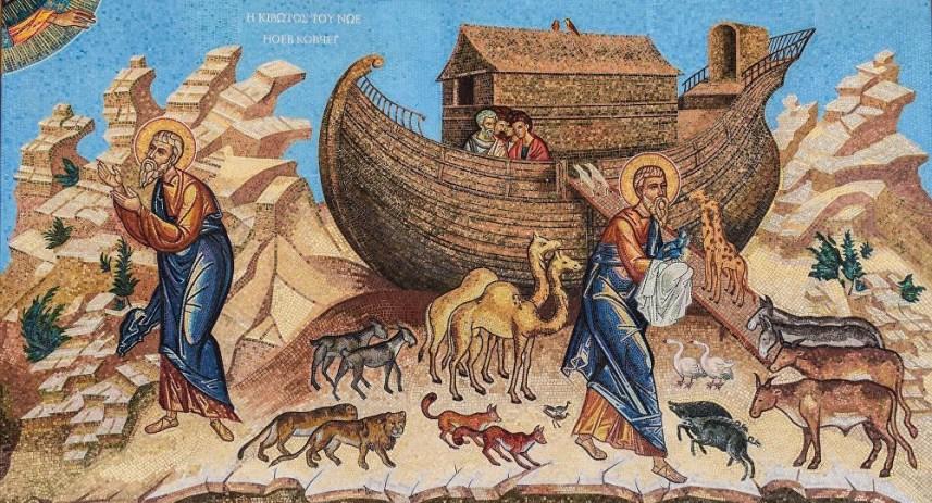 el arca de noe era una nave nuclear afirma un experto turco - El arca de Noé era una nave nuclear, afirma un experto turco
