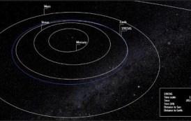 la nave extraterrestre que nos vigilaba en 1991 ¿sigue ahi - inicio