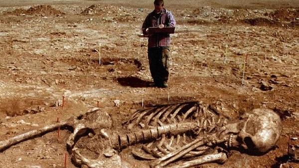 ¿Existieron los gigantes?: todas las respuestas de la arqueología, los mitos y la literatura
