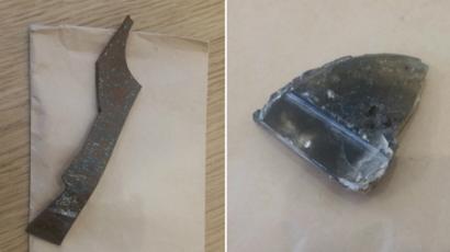unnamed file 66 - Silpho Moor 'trozos de OVNI' encontrados en el archivo del Museo de Ciencias