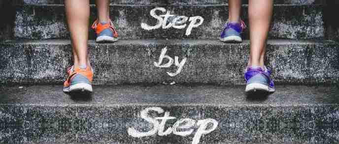 الخطوات الرئيسية لكتابة رسالة التحفيز