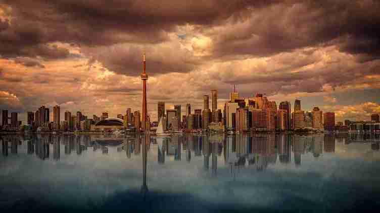 كندا في المرتبة الثامنة كأكثر الدول استقبالاً للهجرة على مرّ الزمن