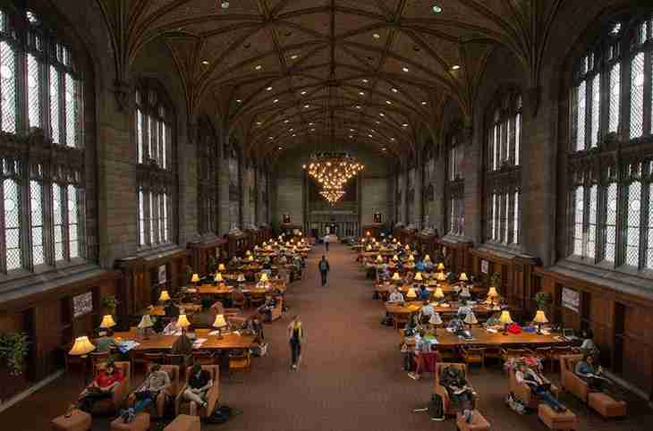 جامعة شيكاغو The University of Chicago