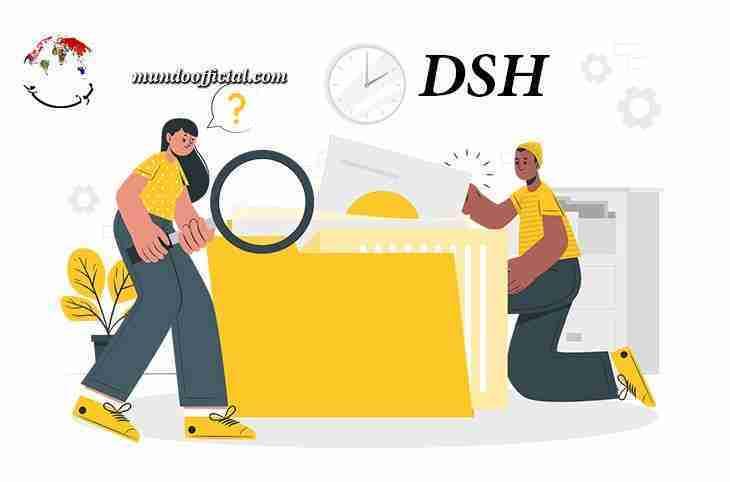 كيف يمكن التحضير لأقسام اختبار DSH الأربعة؟