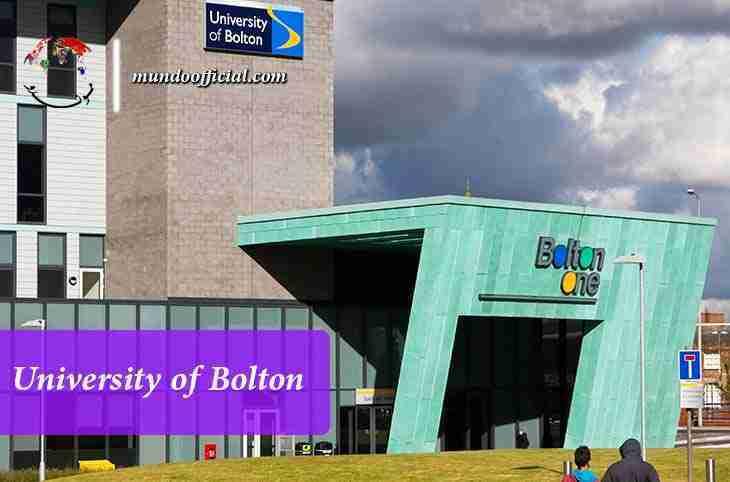 جامعة University of Bolton