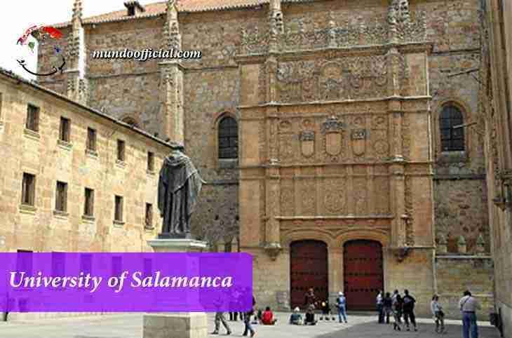 جامعة سالامانكا University of Salamanca