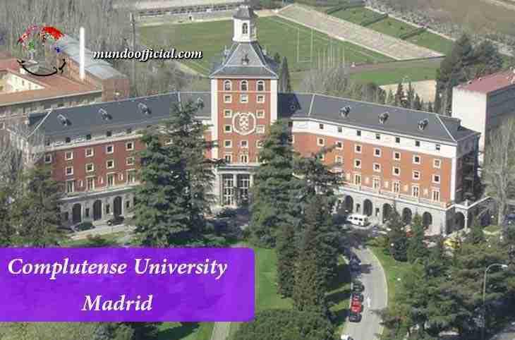 جامعة كومبلوتنسي مدريد Complutense University Madrid