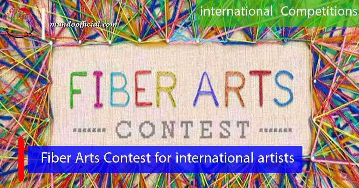 Fiber Arts Contest for international artists