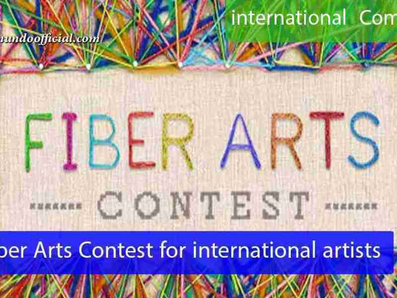 Fiber Arts Contest for international artists
