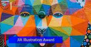 جائزة مالية بقيمة 400,000 ين ياباني في مسابقة JIA للرسوم التوضيحية