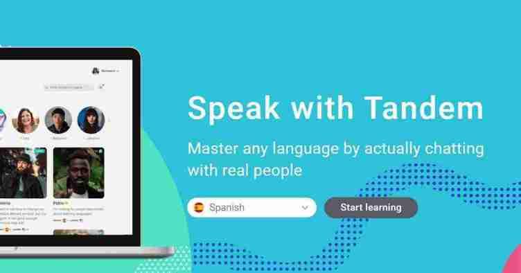 تطبيق Tandem من المواقع المضمونة لممارسة اللغة الإنجليزية أو غيرها مع الأجانب
