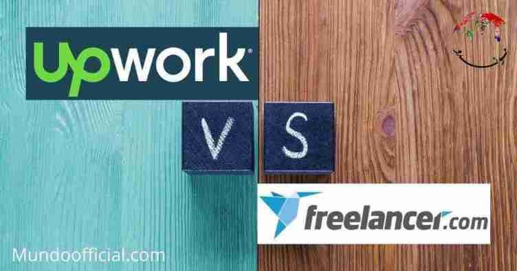 من أفضل Upwork أو Freelancer للعمل الحر؟