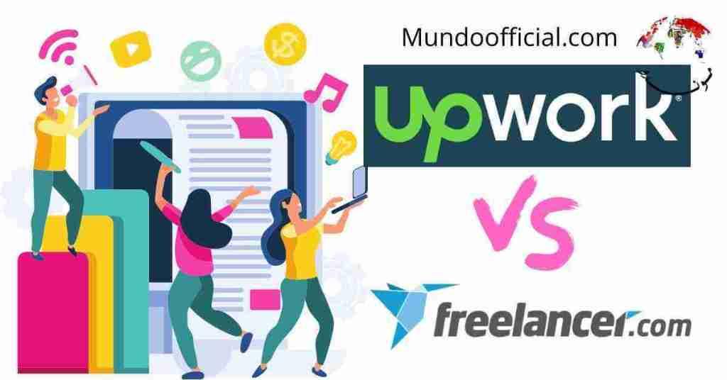 Upwork أو Freelancer للعمل الحر: أيهما أفضل للعمل عن بعد؟
