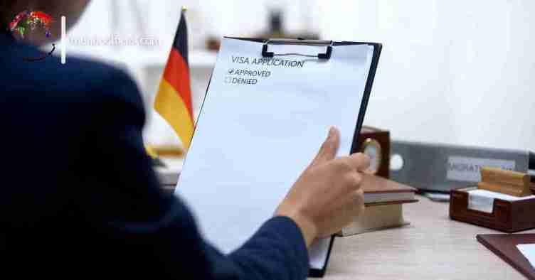 التقديم على تأشيرة التدريب المهني للسفر إلى ألمانيا