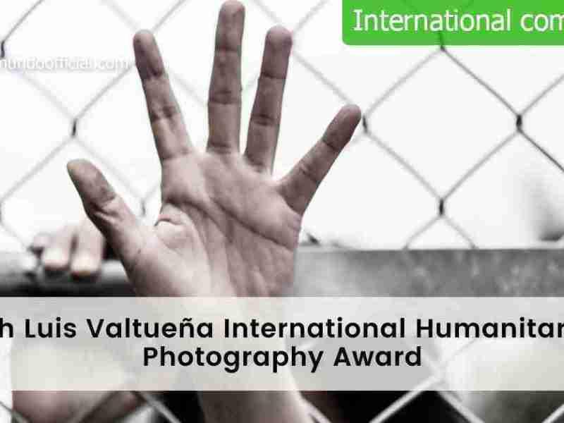 مسابقة Luis Valtueña الدولية للتصوير الفوتوغرافي 2021 وجوائز مالية 10000 يورو