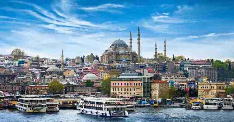 1. مدينة إسطنبول Istanbul