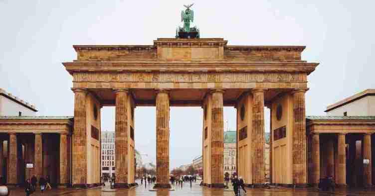1. مدينة برلين Berlin