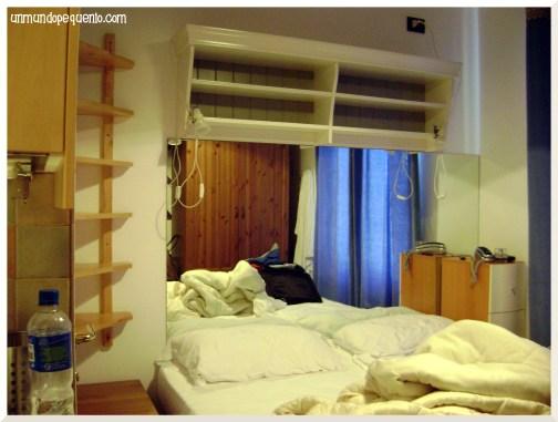 Residence Candia cama