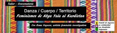 DANZA CUERPO Y TERRITORIO Santiago de Chile- Valparaiso  CHILE 2018