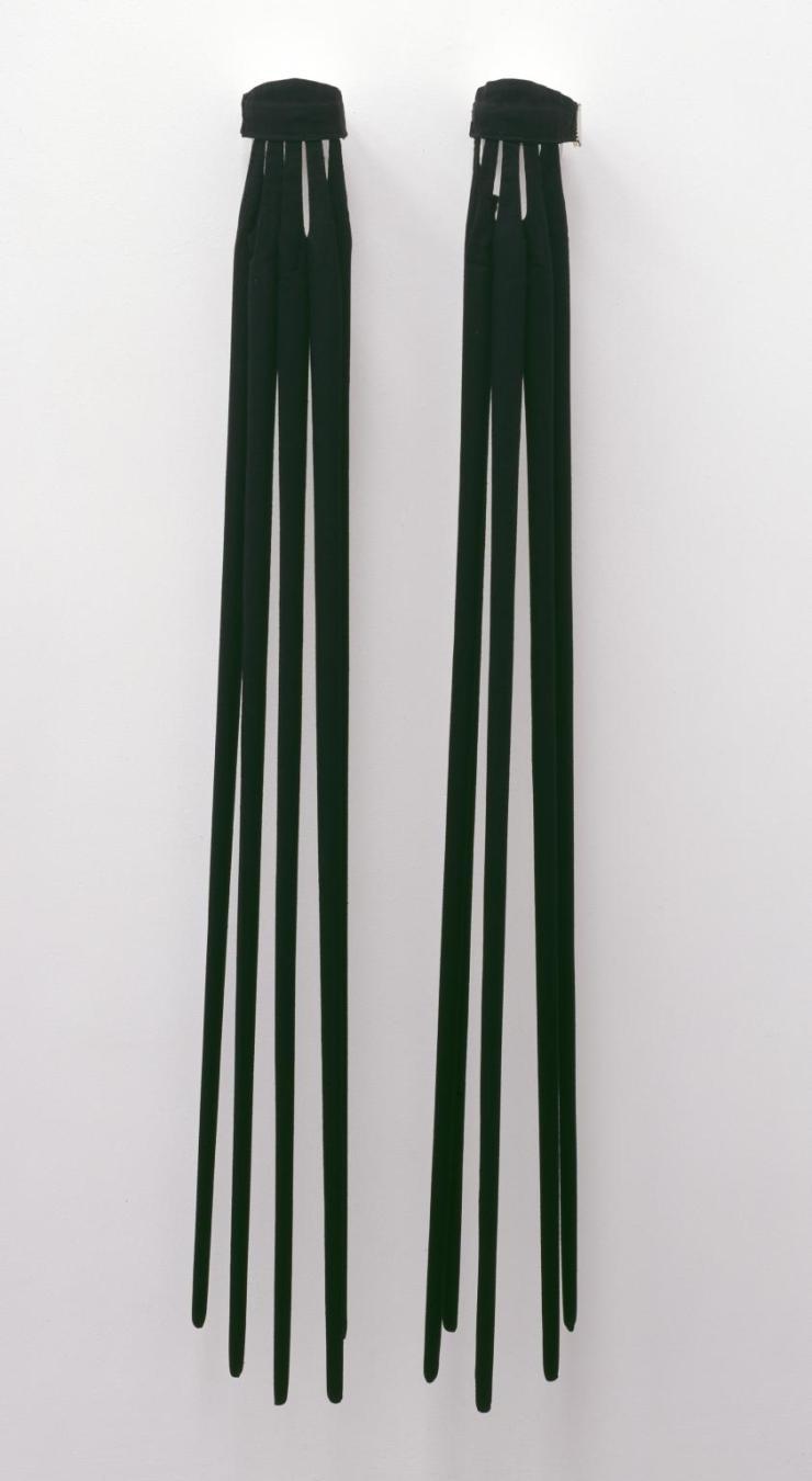 Finger Gloves 1972 by Rebecca Horn born 1944