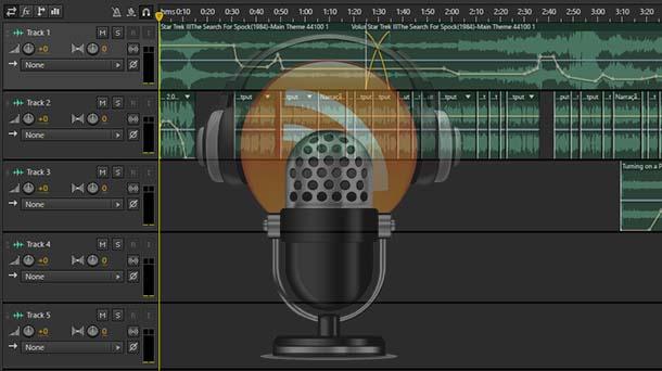 Linha do Tempo: Edição de um Podcast