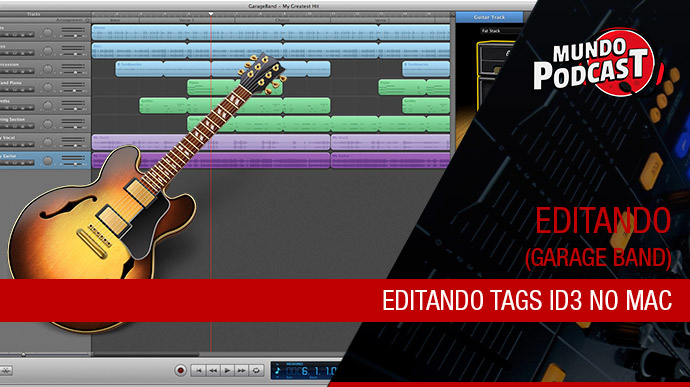Editando Tags ID3 no Mac