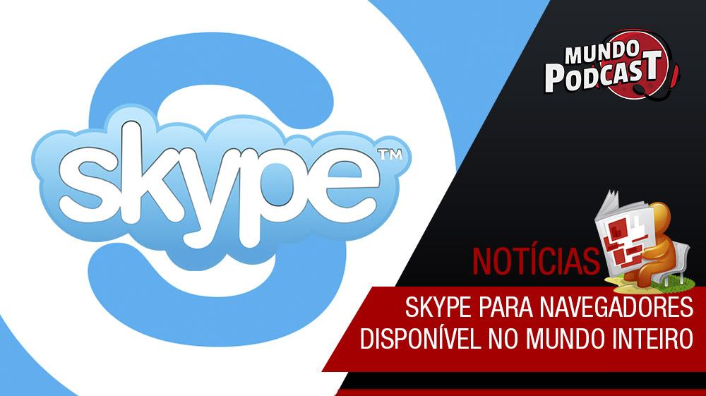 Skype Web para navegadores