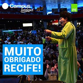 Beakman na campus party recife