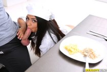 8th Street Latinas - Spicy Chef - Lexy Bandera | Realitykings