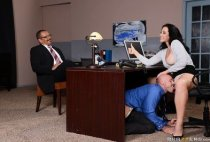 Big Tits At Work - Don't Tell My Boss - Jayden Jaymes