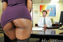 Big Butts Like It Big - Anal Coverage - Nyomi Banxx