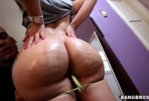 Ass Parade - Mandy and her BIG ASS