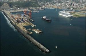 El Sauzal movimiento portuario