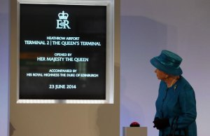 Terminal de la Reina