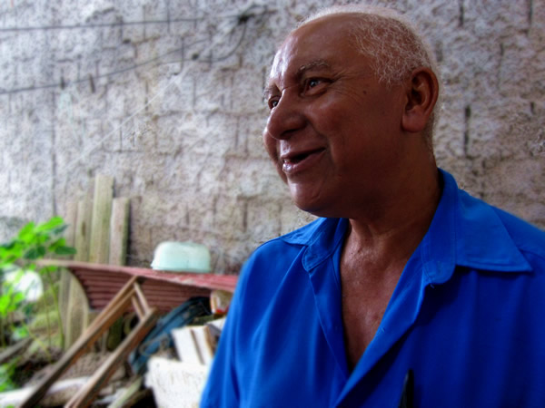 Antonio Ximenes (A Community Leader Remembered)